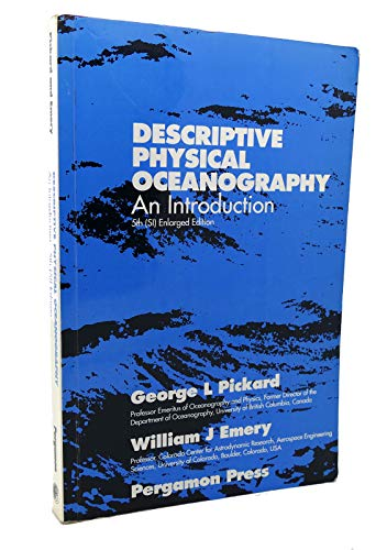 9780080379524: Descriptive Physical Oceanography: An Introduction