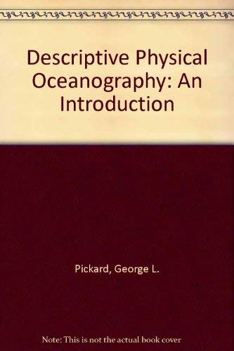 9780080379531: Descriptive Physical Oceanography: An Introduction