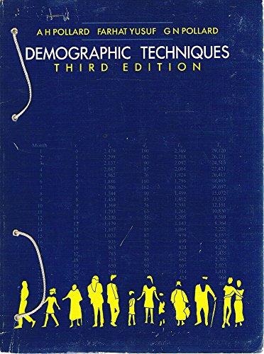 9780080400655: Demographic Techniques