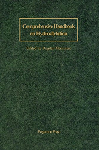 9780080402727: Comprehensive Handbook on Hydrosilylation