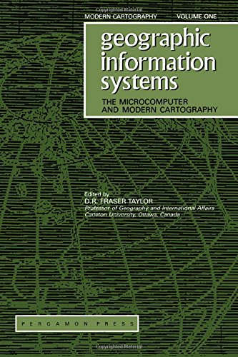 9780080402789: Geographic Information Systems: The Microcomputer and Modern Cartography