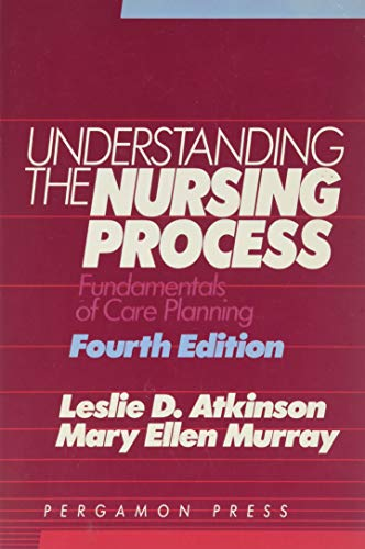 9780080402994: Understanding the Nursing Process: Fundamentals of Care Planning