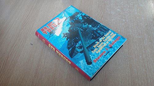 9780080403670: Red Thrust - Attack on the Central Front: Soviet Tactics and Capabilities in the 1990's