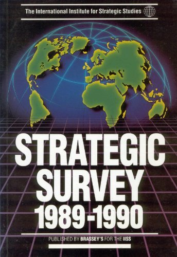 9780080403694: Strategic Survey, 1989-1990