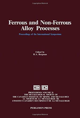 9780080404110: Ferrous and Non-Ferrous Alloy Processes