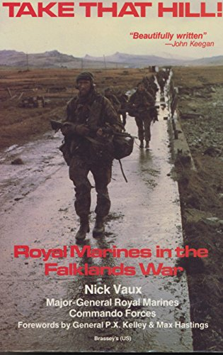 9780080405681: Take That Hill: Royal Marines in the Falklands War