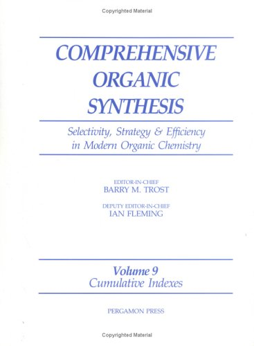 Comprehensive Organic Synthesis II - Online: Comprehensive: UNKNOWN AUTHOR
