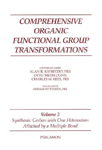9780080406046: Comprehensive Organic Functional Group Transformations