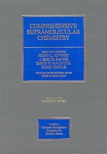 9780080406107: Comprehensive Supramolecular Chemistry: 11-Volume Set