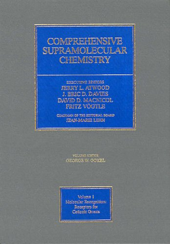 9780080406107: Comprehensive Supramolecular Chemistry: 11-Volume Set