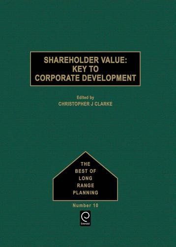 9780080406688: Shareholder Value: Key to Corporate Development (Best of Long Range Planning Series - First Series)