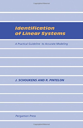 9780080407340: Identification of Linear Systems: A Practical Guideline to Accurate Modeling