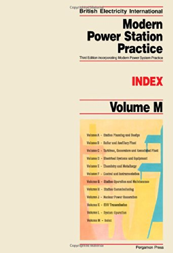 9780080407357: Index, Volume Volume M, Third Edition (British Electricity International)