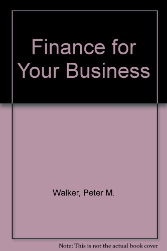 9780080408552: Finance for Your Business
