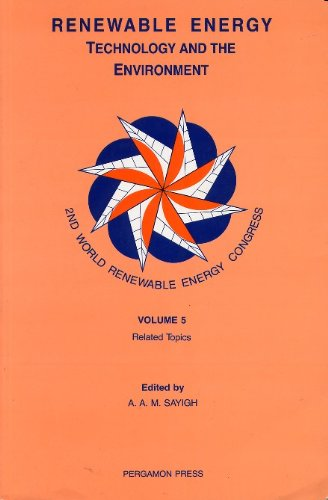 9780080412788: Renewable Energy : Technology and the Environment, Volume 5