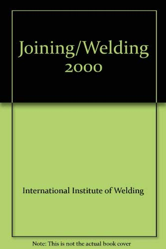9780080412801: Joining/Welding 2000