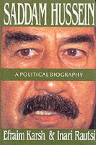 9780080413266: Saddam Hussein: A Political Biography