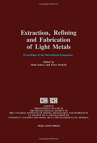 9780080414447: Extraction, Refining, and Fabrication of Light Metals