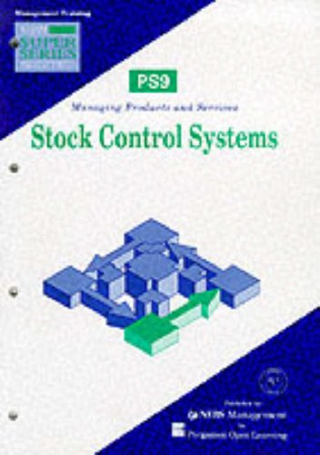 9780080416656: Stock Control Systems Olss Ps9bk: PS9