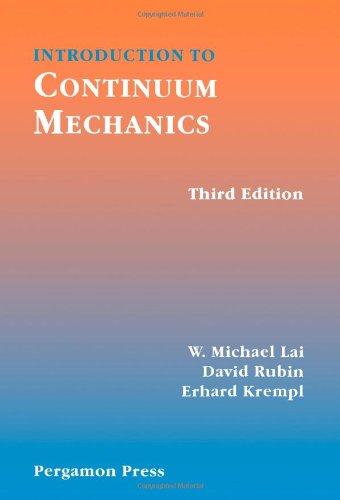 9780080417004: Introduction to Continuum Mechanics, Third Edition