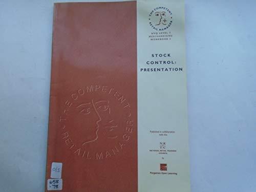 9780080418261: Competent Retail Management NVQ Level 3: Merchandising: Merchandising Workbook 3
