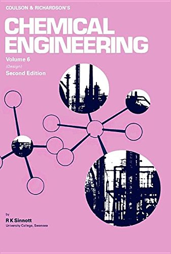 9780080418667: Coulson and Richardson's Chemical Engineering, Volume 6, Second Edition: Chemical Engineering Design (Chemical Engineering Technical Series)