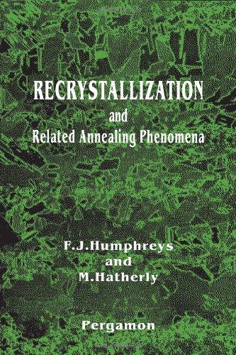 9780080418841: Recrystallization and Related Annealing Phenomena