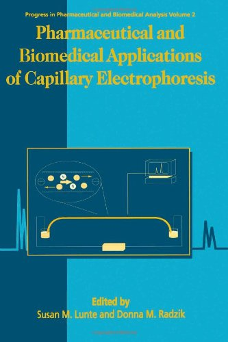 Pharmaceutical and Biomedical Applications of Capillary Electrophoresis: Lunte, Susan M.