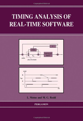 9780080420264: Timing Analysis of Real-Time Software