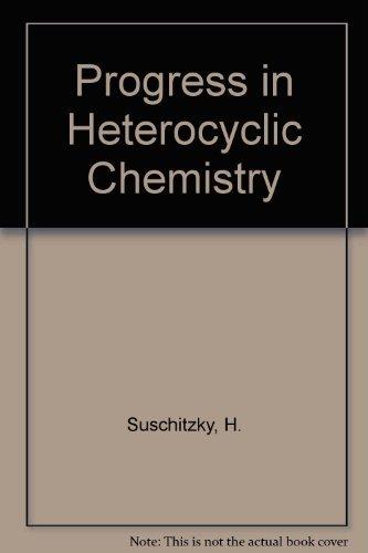 9780080420752: Progress in Heterocyclic Chemistry, Volume 5