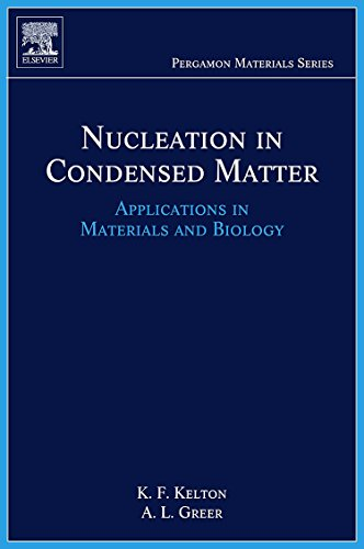 9780080421476: Nucleation in Condensed Matter (Pergamon Materials Series)
