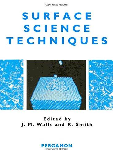 9780080421483: Surface Science Techniques