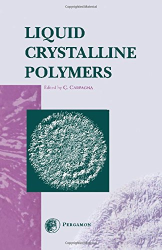 9780080421490: Liquid Crystalline Polymers