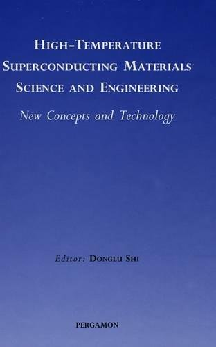 High-Temperature Superconducting Materials Science and Engineering: New