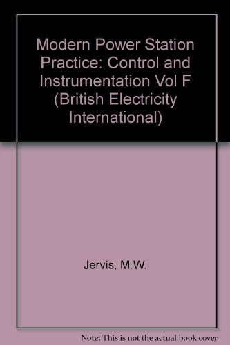 9780080422466: Modern Power Station Practice : Control and Instrumentation