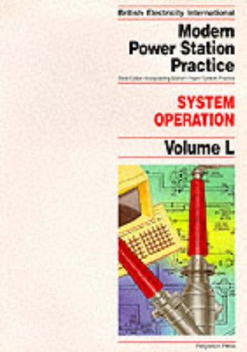 9780080422510: Modern Power Station Practice : System Operation
