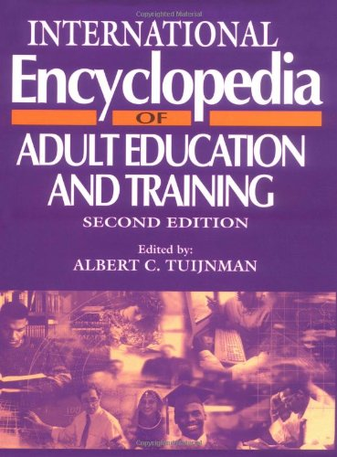 9780080423050: International Encyclopedia of Adult Education and Training, Second Edition (Resources in Education Series)