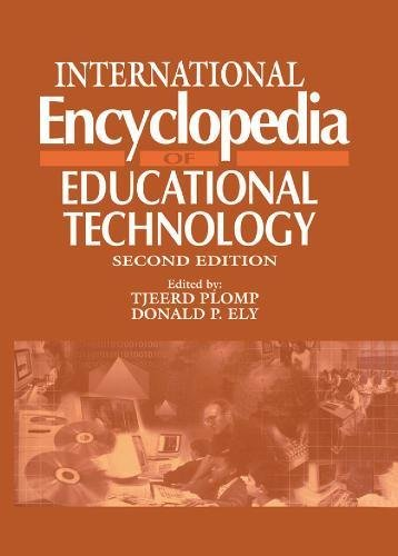 9780080423074: International Encyclopedia of Educational Technology, Second Edition (Resources in Education)