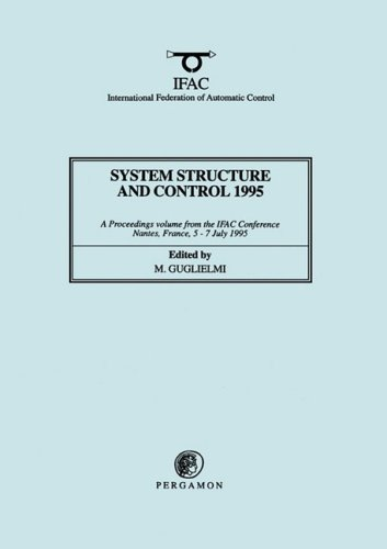 9780080423562: System Structure and Control 1995 (IFAC Proceedings Volumes)