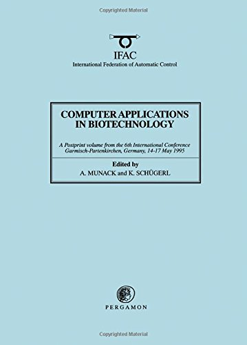 9780080423777: Computer Applications in Biotechnology (IFAC Postprint Volume)