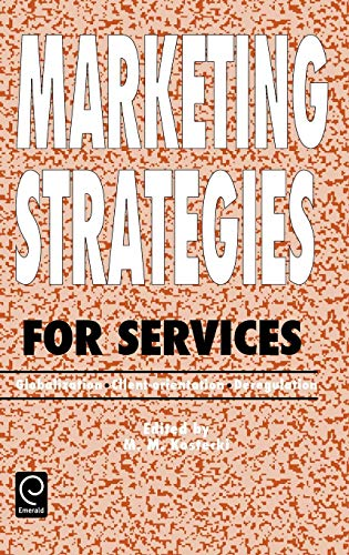 9780080423890: Marketing Strategies for Services