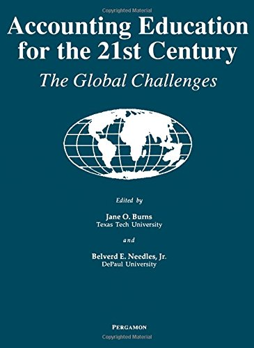 9780080424057: Accounting Education for the 21st Century: The Global Challenges