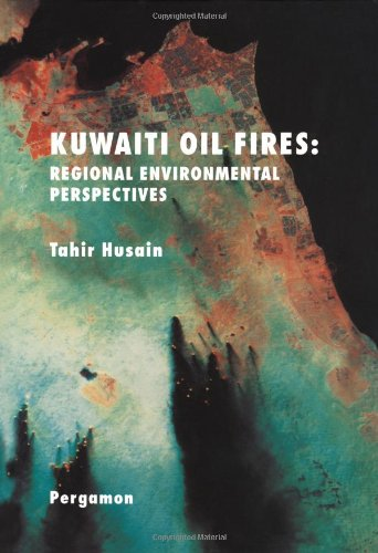 9780080424187: Kuwaiti Oil Fires: Regional Environmental Perspectives