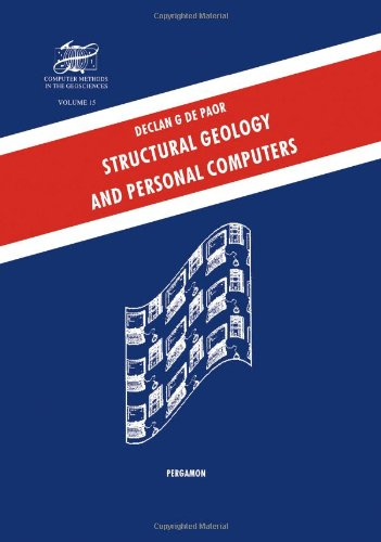 9780080424309: Structural Geology and Personal Computers (Computer Methods in the Geosciences)