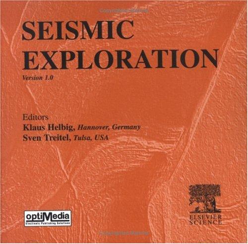 9780080424408: Seismic Exploration on CD-ROM