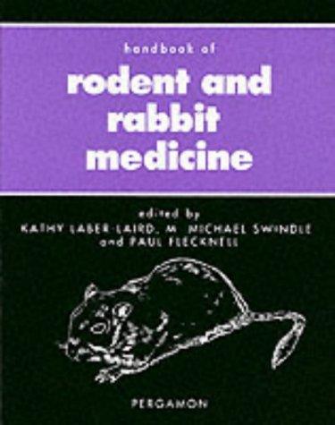 9780080425047: Handbook of Rodent and Rabbit Medicine (Pergamon Veterinary Handbook)