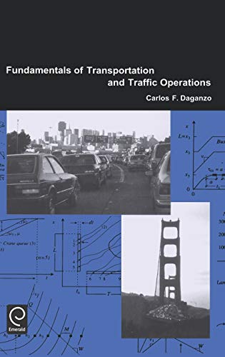 9780080427850: Fundamentals of Transportation and Traffic Operations