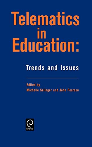 9780080427881: Telematics in Education: Trends and Issues
