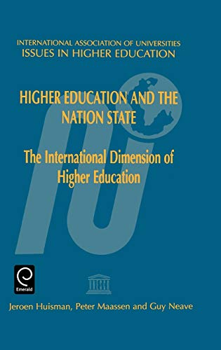 9780080427904: Higher Education and the Nation State (Issues in Higher Education) (Issues in Higher Education)
