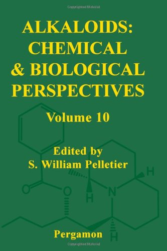 9780080427911: Alkaloids: Chemical and Biological Perspectives, Volume 10